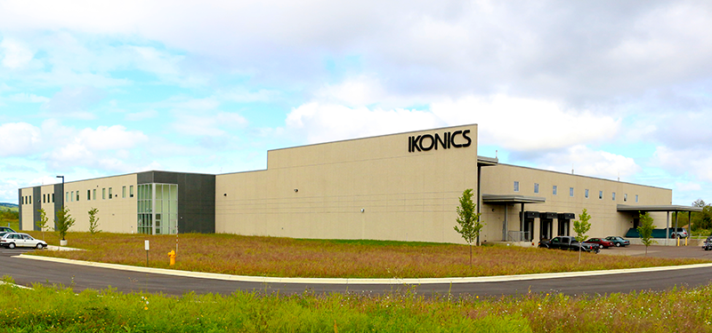 Ikonics AMS, Located in Duluth, Minnesota